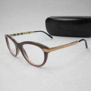 Burberry B2161Q 3426 Eyeglasses Women Italy/OLN